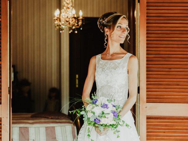 Il matrimonio di Gianluca e Jessica a Quaregna, Biella 13