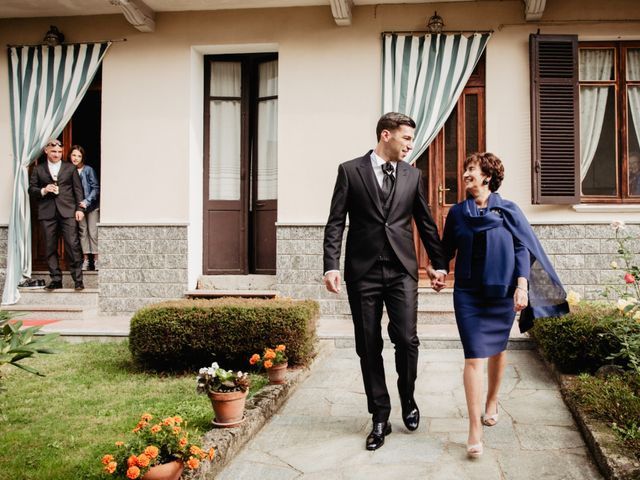 Il matrimonio di Gianluca e Jessica a Quaregna, Biella 15