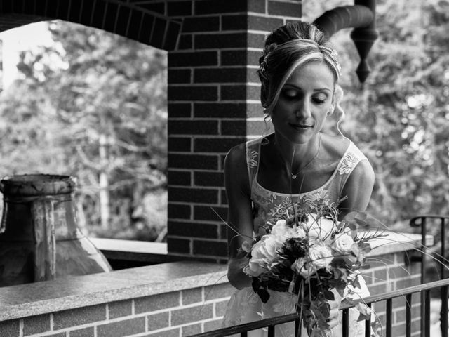 Il matrimonio di Gianluca e Jessica a Quaregna, Biella 17