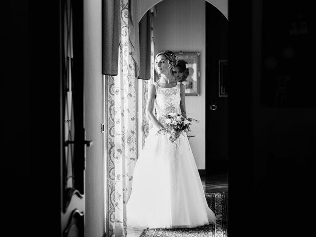 Il matrimonio di Gianluca e Jessica a Quaregna, Biella 18