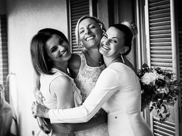 Il matrimonio di Gianluca e Jessica a Quaregna, Biella 19