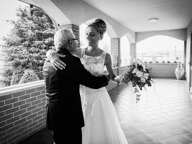 Il matrimonio di Gianluca e Jessica a Quaregna, Biella 21