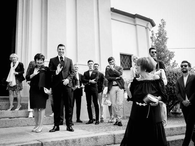 Il matrimonio di Gianluca e Jessica a Quaregna, Biella 29