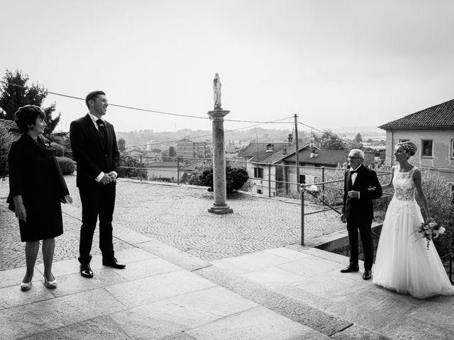 Il matrimonio di Gianluca e Jessica a Quaregna, Biella 31