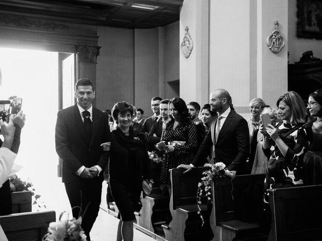 Il matrimonio di Gianluca e Jessica a Quaregna, Biella 32