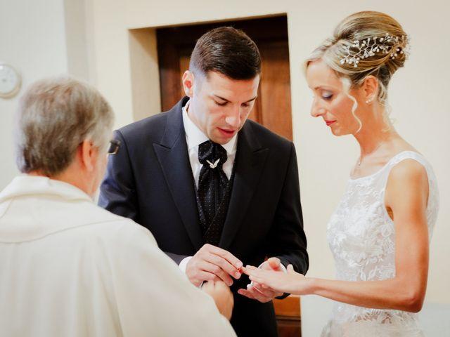 Il matrimonio di Gianluca e Jessica a Quaregna, Biella 34