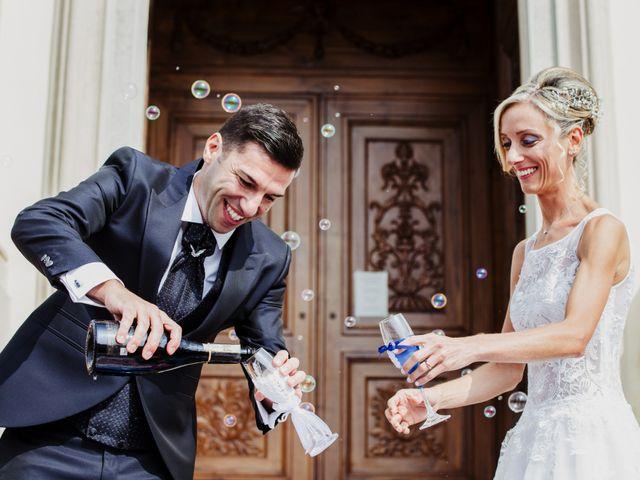 Il matrimonio di Gianluca e Jessica a Quaregna, Biella 38