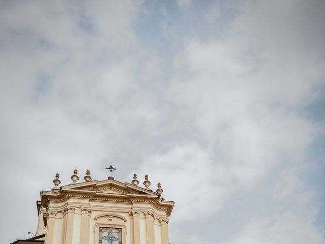 Il matrimonio di Gianluca e Jessica a Quaregna, Biella 40