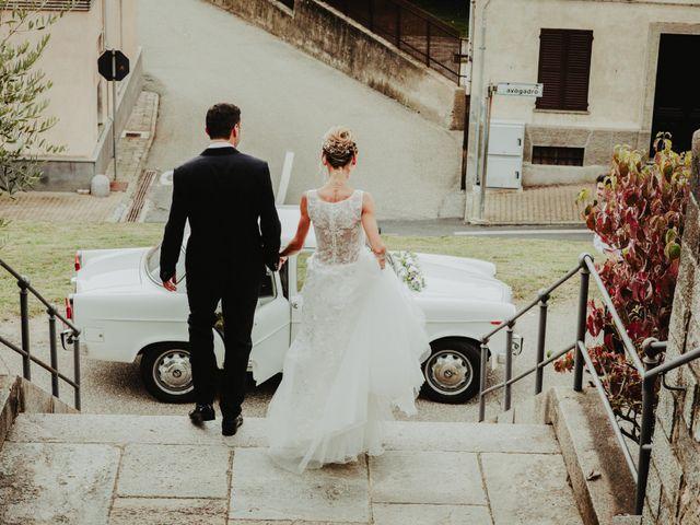 Il matrimonio di Gianluca e Jessica a Quaregna, Biella 41