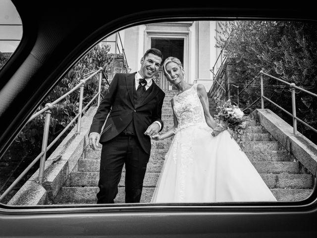 Il matrimonio di Gianluca e Jessica a Quaregna, Biella 42