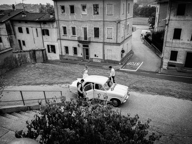 Il matrimonio di Gianluca e Jessica a Quaregna, Biella 43