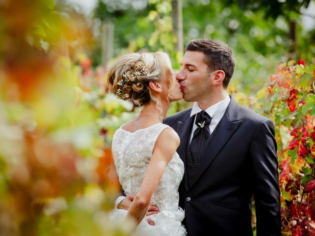 Il matrimonio di Gianluca e Jessica a Quaregna, Biella 46