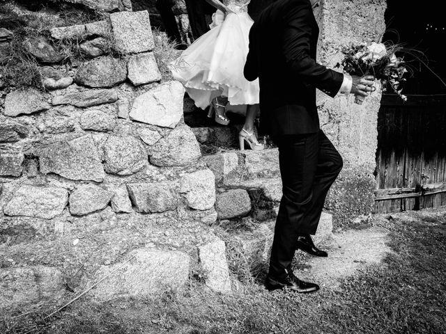 Il matrimonio di Gianluca e Jessica a Quaregna, Biella 47