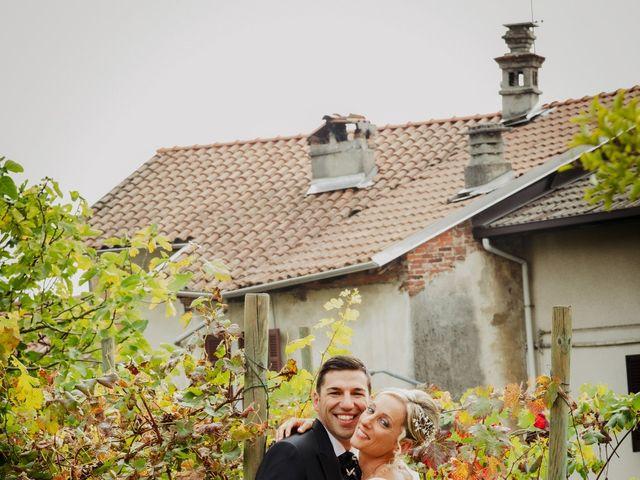 Il matrimonio di Gianluca e Jessica a Quaregna, Biella 49