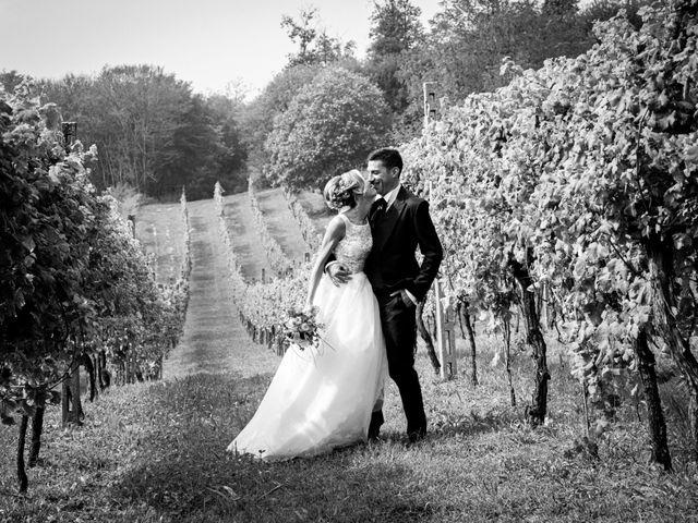 Il matrimonio di Gianluca e Jessica a Quaregna, Biella 51
