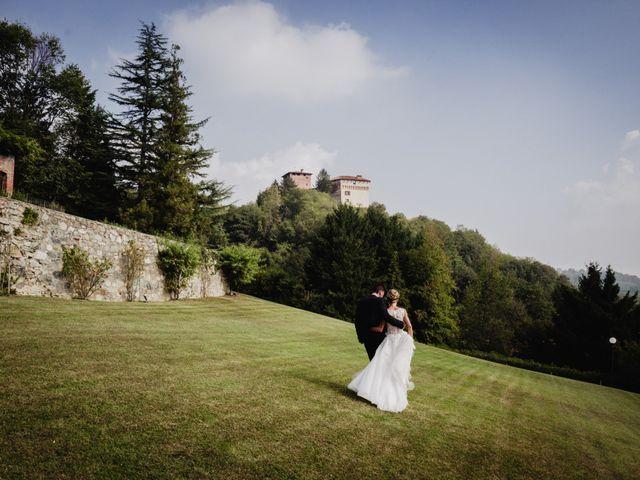 Il matrimonio di Gianluca e Jessica a Quaregna, Biella 53