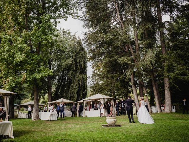 Il matrimonio di Gianluca e Jessica a Quaregna, Biella 61