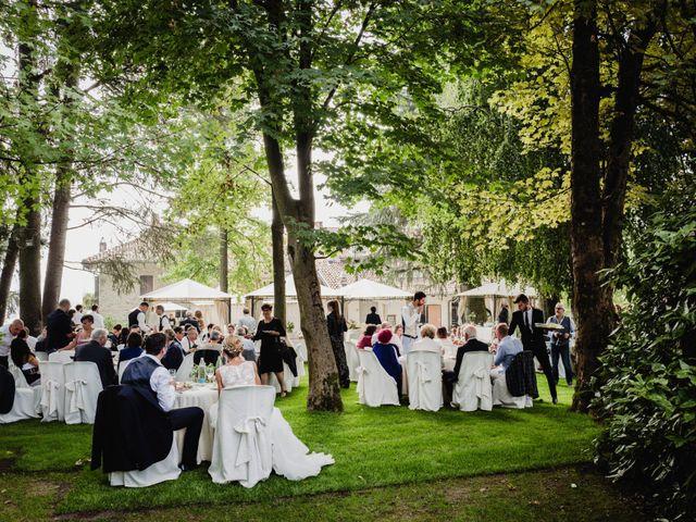 Il matrimonio di Gianluca e Jessica a Quaregna, Biella 62