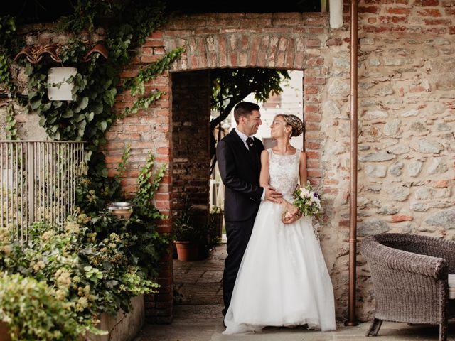 Il matrimonio di Gianluca e Jessica a Quaregna, Biella 66