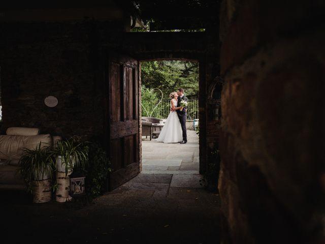 Il matrimonio di Gianluca e Jessica a Quaregna, Biella 67