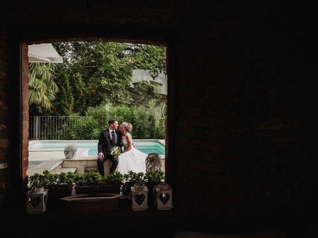 Il matrimonio di Gianluca e Jessica a Quaregna, Biella 68