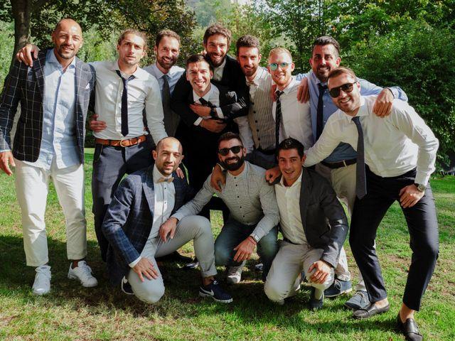 Il matrimonio di Gianluca e Jessica a Quaregna, Biella 70
