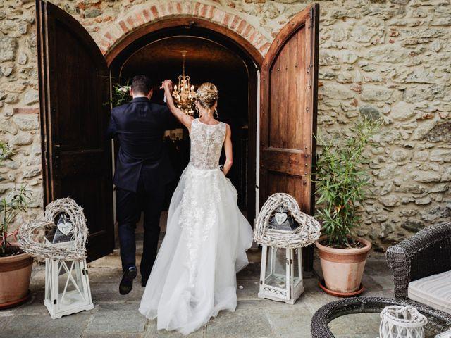 Il matrimonio di Gianluca e Jessica a Quaregna, Biella 71