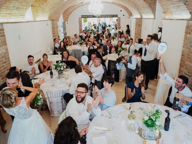 Il matrimonio di Gianluca e Jessica a Quaregna, Biella 72