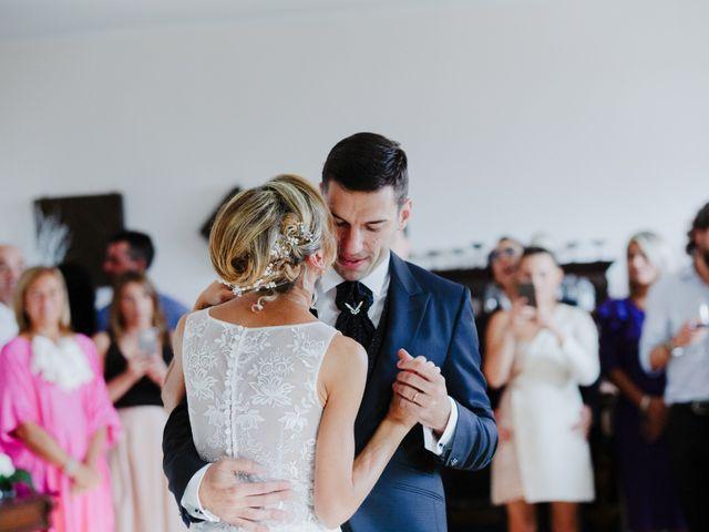 Il matrimonio di Gianluca e Jessica a Quaregna, Biella 74