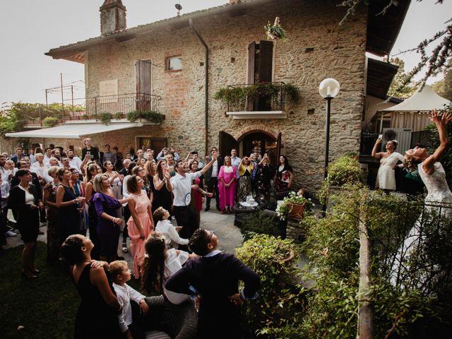 Il matrimonio di Gianluca e Jessica a Quaregna, Biella 78