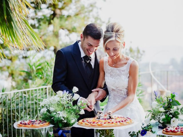 Il matrimonio di Gianluca e Jessica a Quaregna, Biella 83