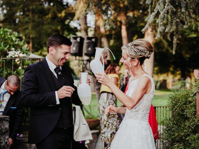 Il matrimonio di Gianluca e Jessica a Quaregna, Biella 85