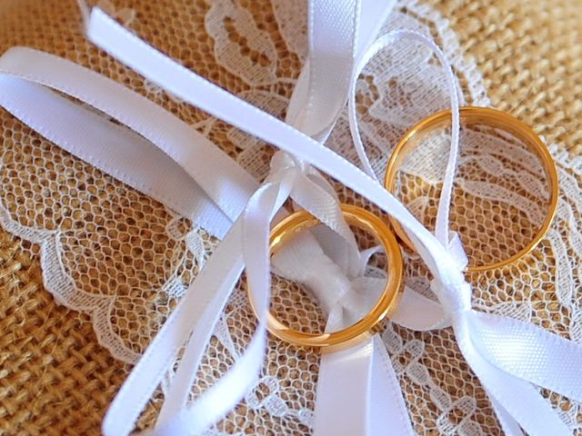 Il matrimonio di Francesco e Lucia a Campiglia Marittima, Livorno 10