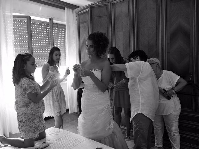 Il matrimonio di Francesco e Lucia a Campiglia Marittima, Livorno 13