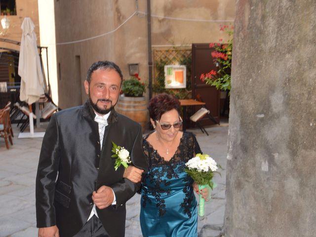 Il matrimonio di Francesco e Lucia a Campiglia Marittima, Livorno 17
