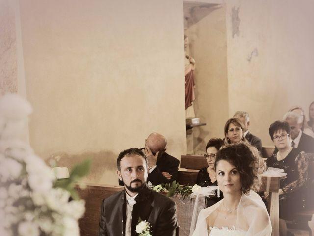 Il matrimonio di Francesco e Lucia a Campiglia Marittima, Livorno 20