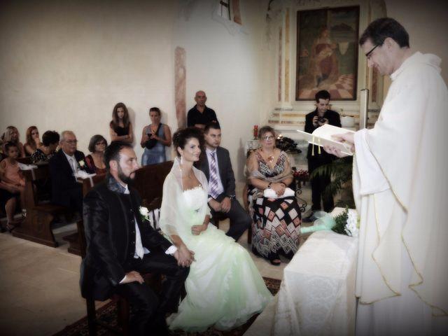 Il matrimonio di Francesco e Lucia a Campiglia Marittima, Livorno 21