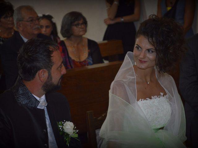 Il matrimonio di Francesco e Lucia a Campiglia Marittima, Livorno 22