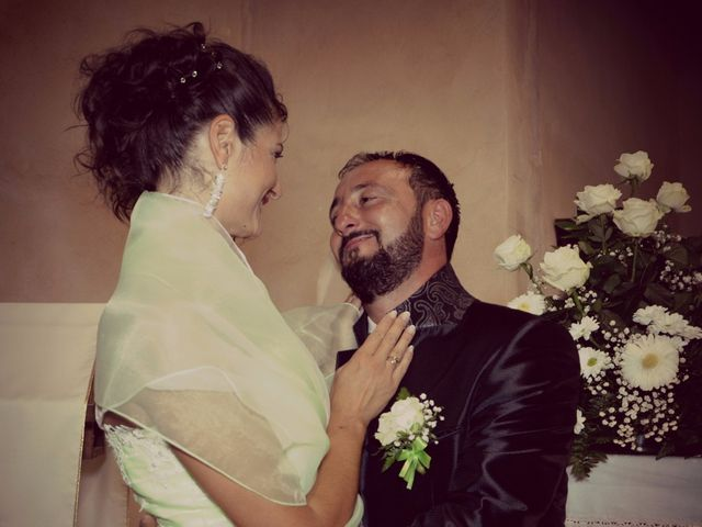 Il matrimonio di Francesco e Lucia a Campiglia Marittima, Livorno 24