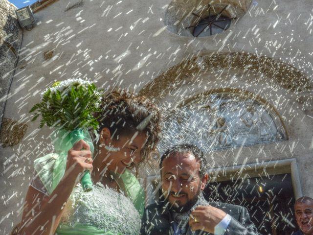 Il matrimonio di Francesco e Lucia a Campiglia Marittima, Livorno 25