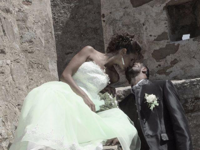 Il matrimonio di Francesco e Lucia a Campiglia Marittima, Livorno 27