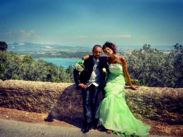 Il matrimonio di Francesco e Lucia a Campiglia Marittima, Livorno 1