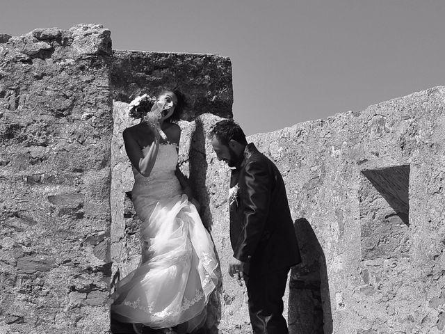 Il matrimonio di Francesco e Lucia a Campiglia Marittima, Livorno 2