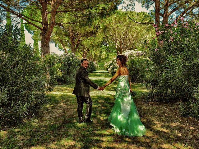 Il matrimonio di Francesco e Lucia a Campiglia Marittima, Livorno 36