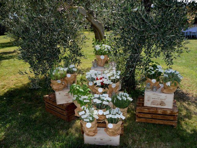 Il matrimonio di Francesco e Lucia a Campiglia Marittima, Livorno 39