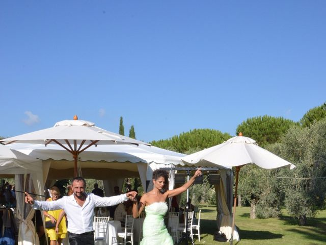 Il matrimonio di Francesco e Lucia a Campiglia Marittima, Livorno 41