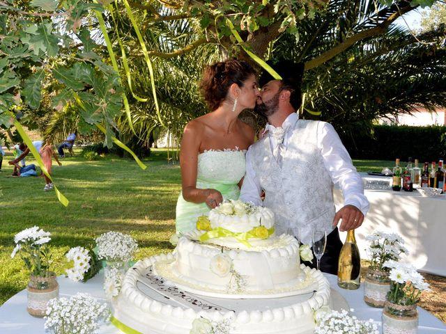 Il matrimonio di Francesco e Lucia a Campiglia Marittima, Livorno 46