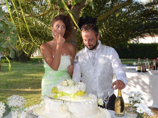 Il matrimonio di Francesco e Lucia a Campiglia Marittima, Livorno 47