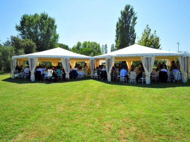 Il matrimonio di Francesco e Lucia a Campiglia Marittima, Livorno 52