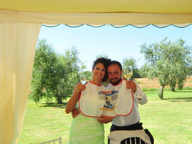 Il matrimonio di Francesco e Lucia a Campiglia Marittima, Livorno 55